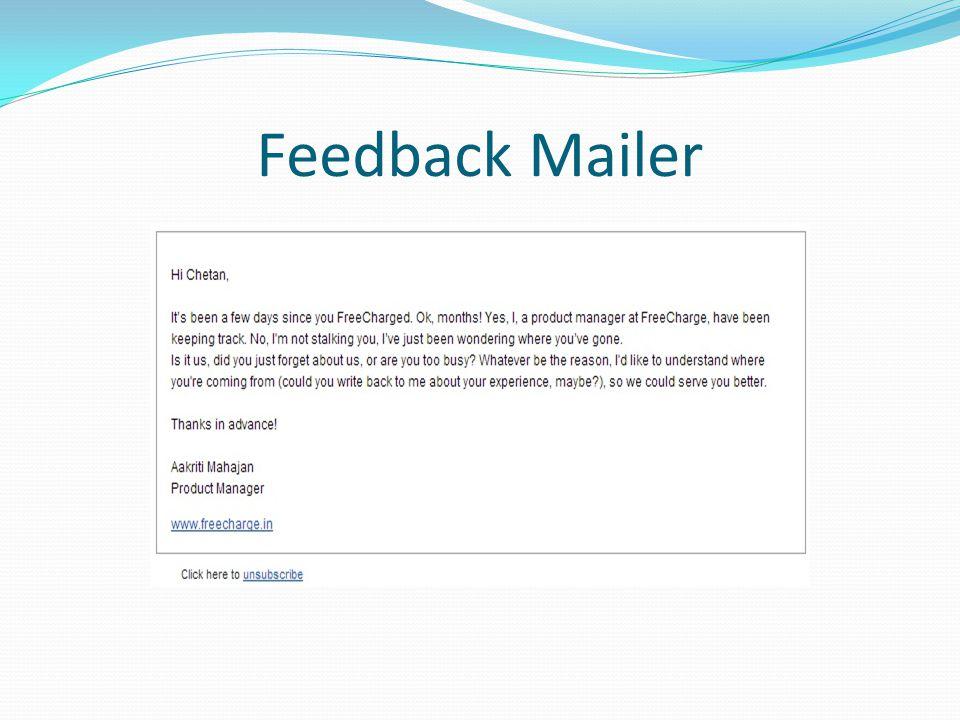Feedback Mailer