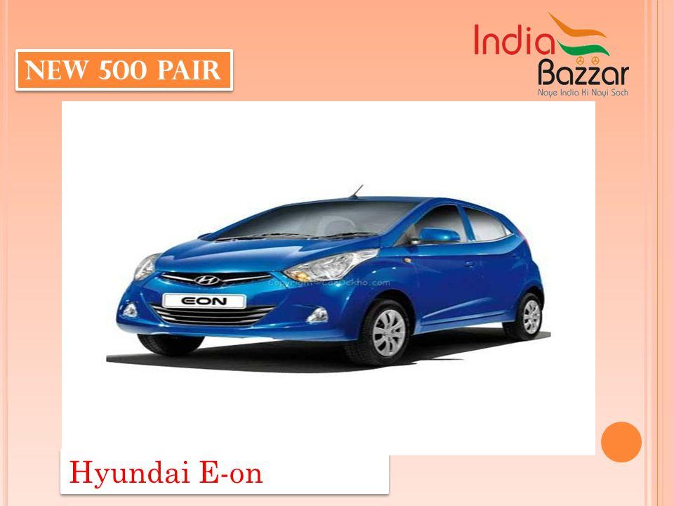 NEW 250 PAIR TATA NANO CAR