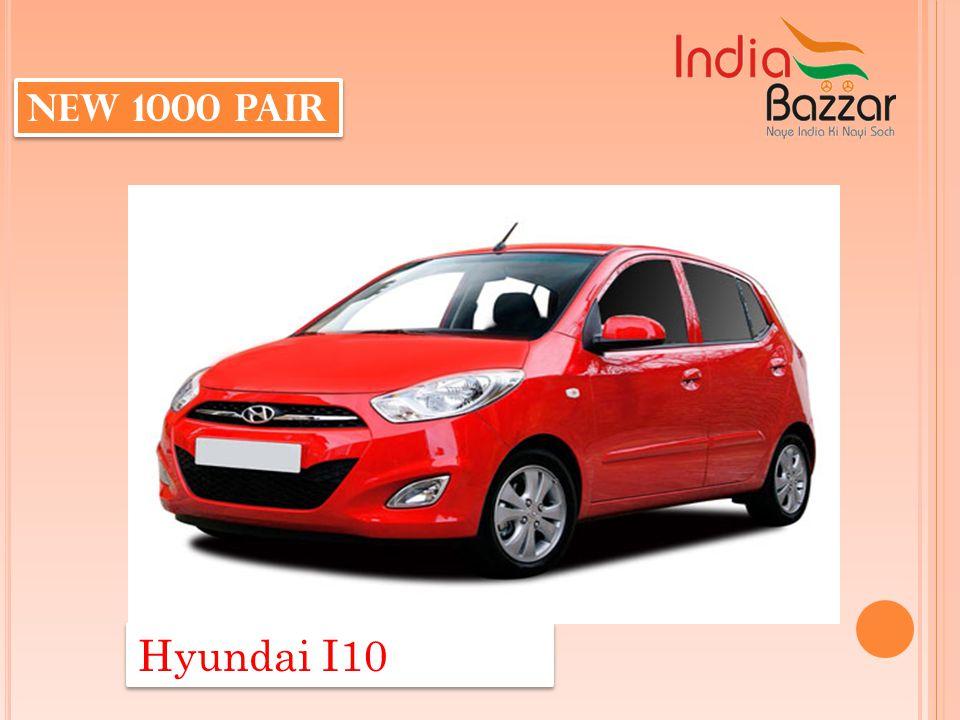NEW 500 PAIR Hyundai E-on