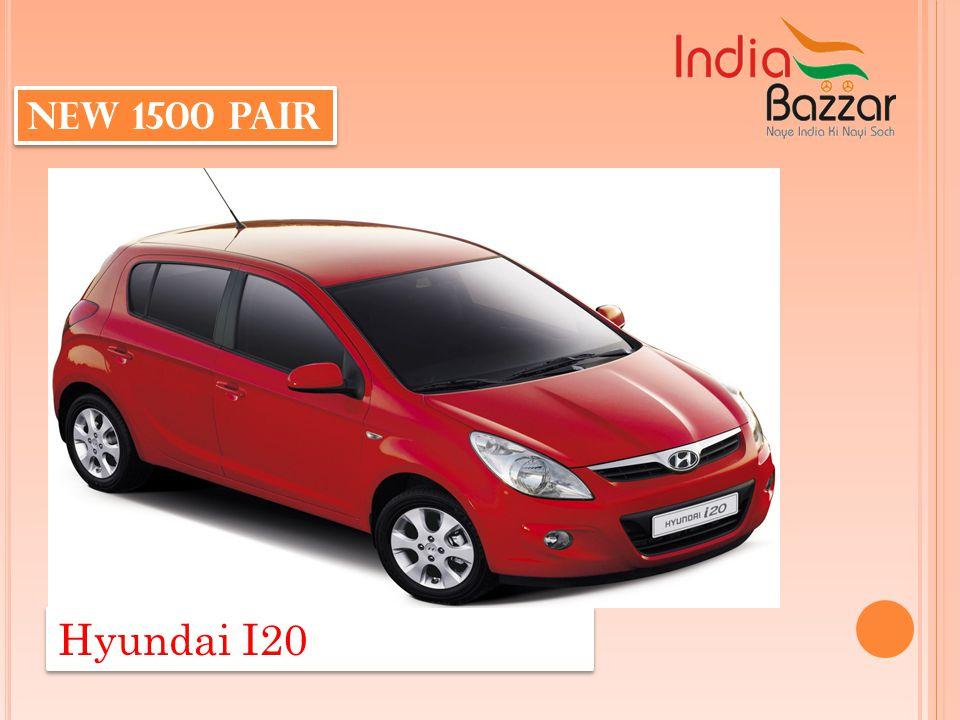 NEW 1000 PAIR Hyundai I10