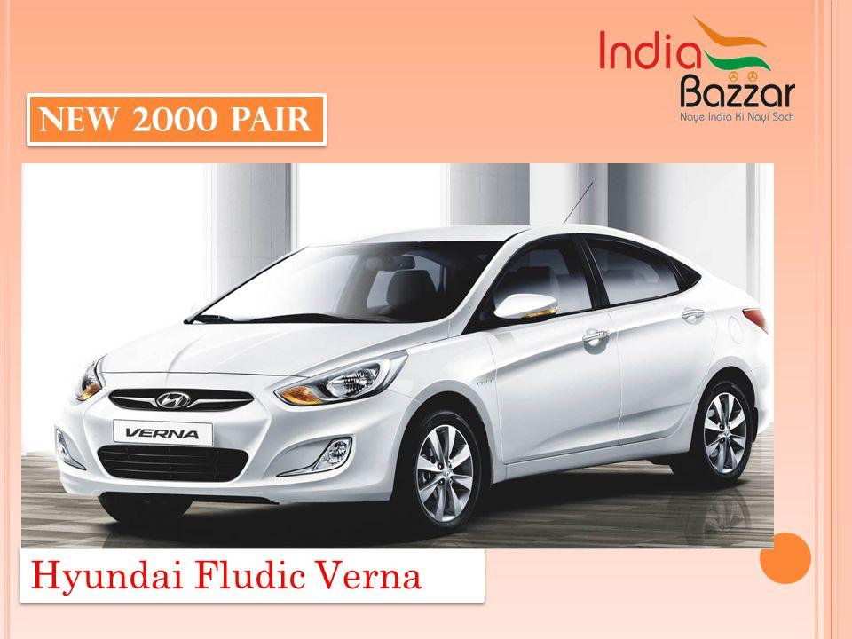 NEW 1500 PAIR Hyundai I20