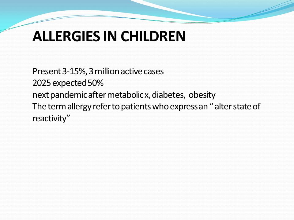 MECHANISMS OF ALLERGY- Th2 Antihistamines work well in Allergic Rhinitis yet they are relatively contraindicated in Asthma where they do not seem to work .