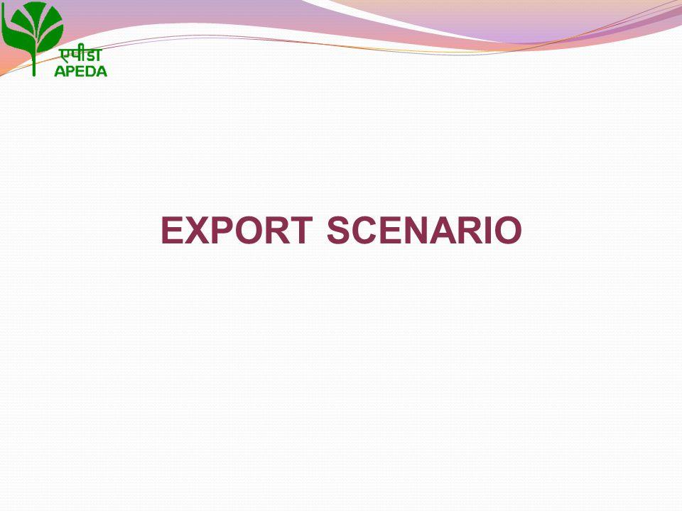 EXPORT SCENARIO