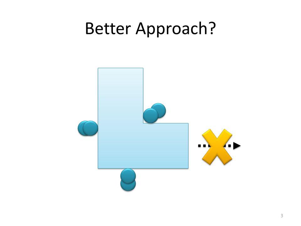 Better Approach? 3