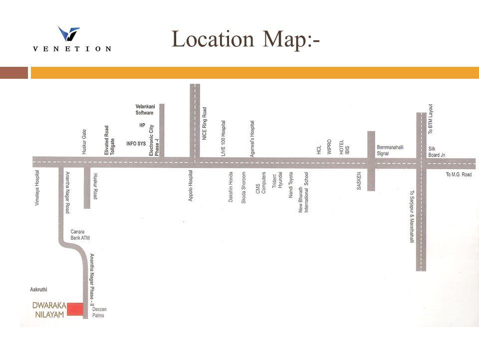 Location Map:-