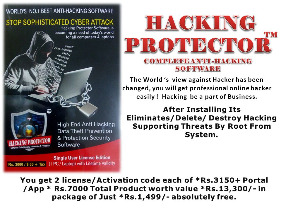 The World 's view against Hacker has been changed, you will get professional online hacker easily .