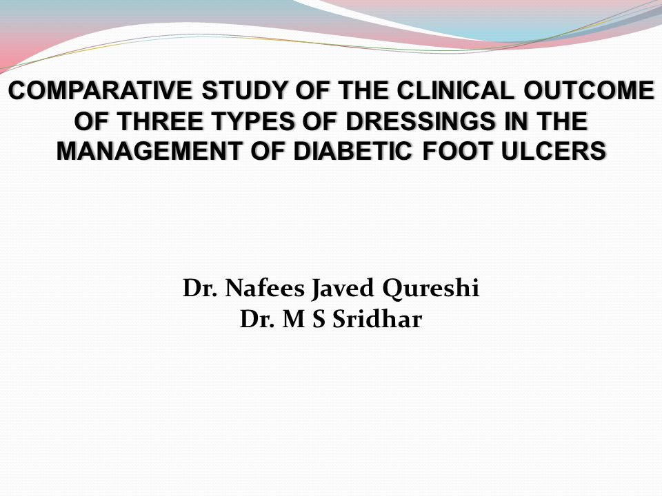 Introduction Diabetic Foot Ulcers (DFU) – common complication.