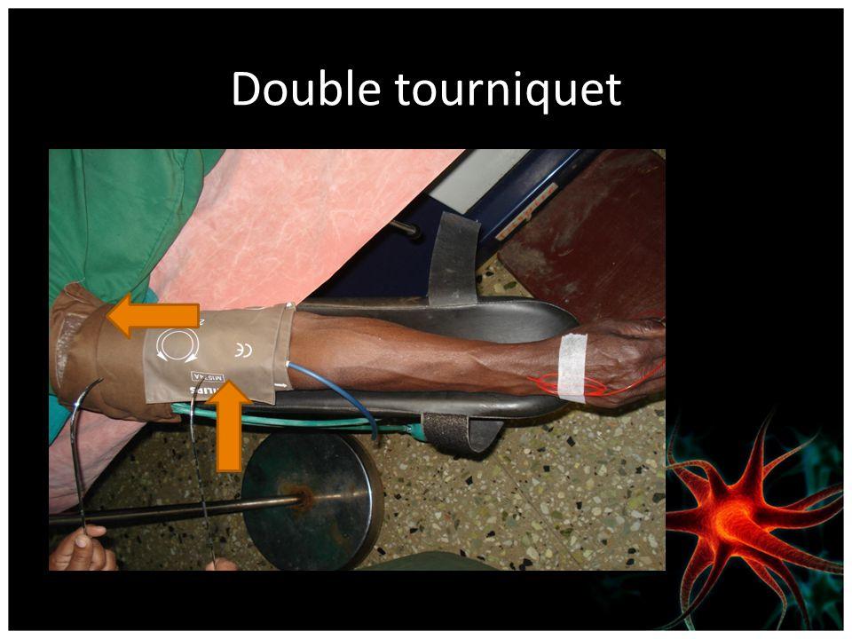 Double tourniquet
