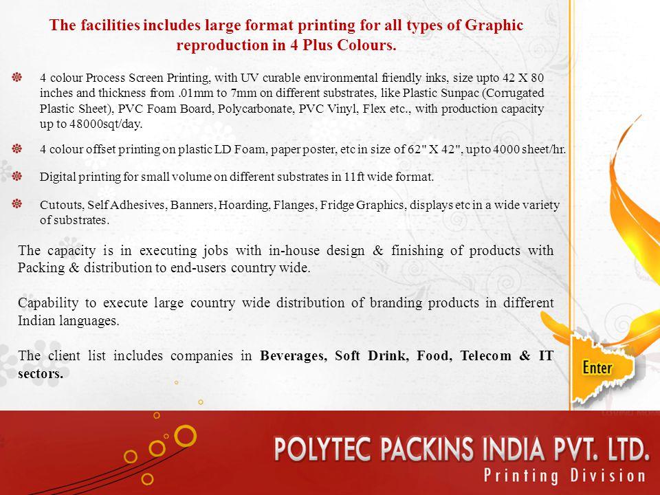 POLYTEC PACKINS INDIA PVT. LTD.