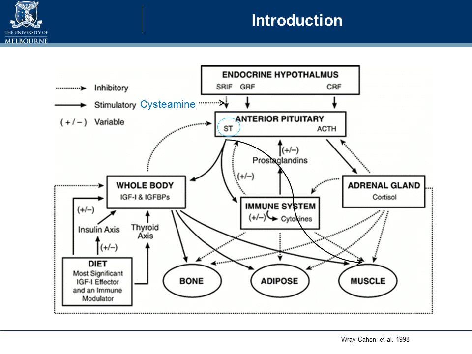Introduction Wray-Cahen et al. 1998