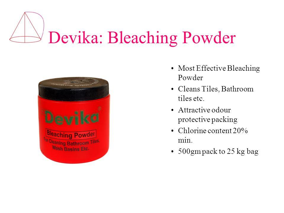 Devika: Bleaching Powder Most Effective Bleaching Powder Cleans Tiles, Bathroom tiles etc.
