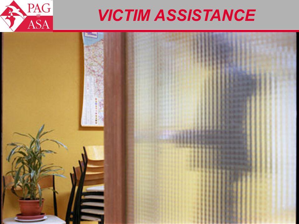 VICTIM ASSISTANCE
