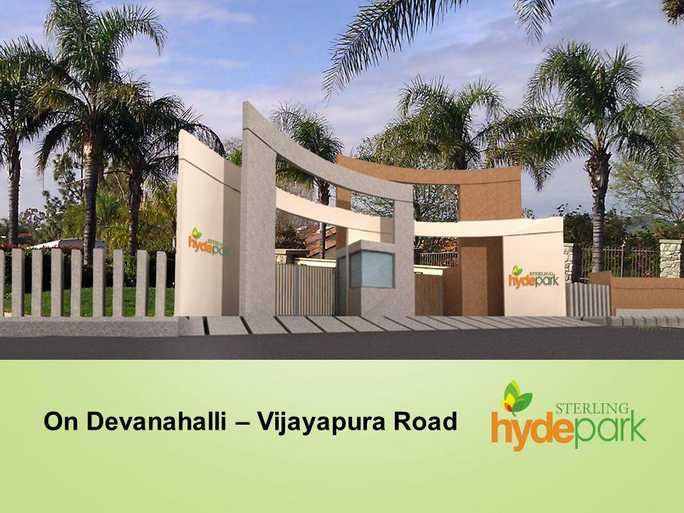 On Devanahalli – Vijayapura Road