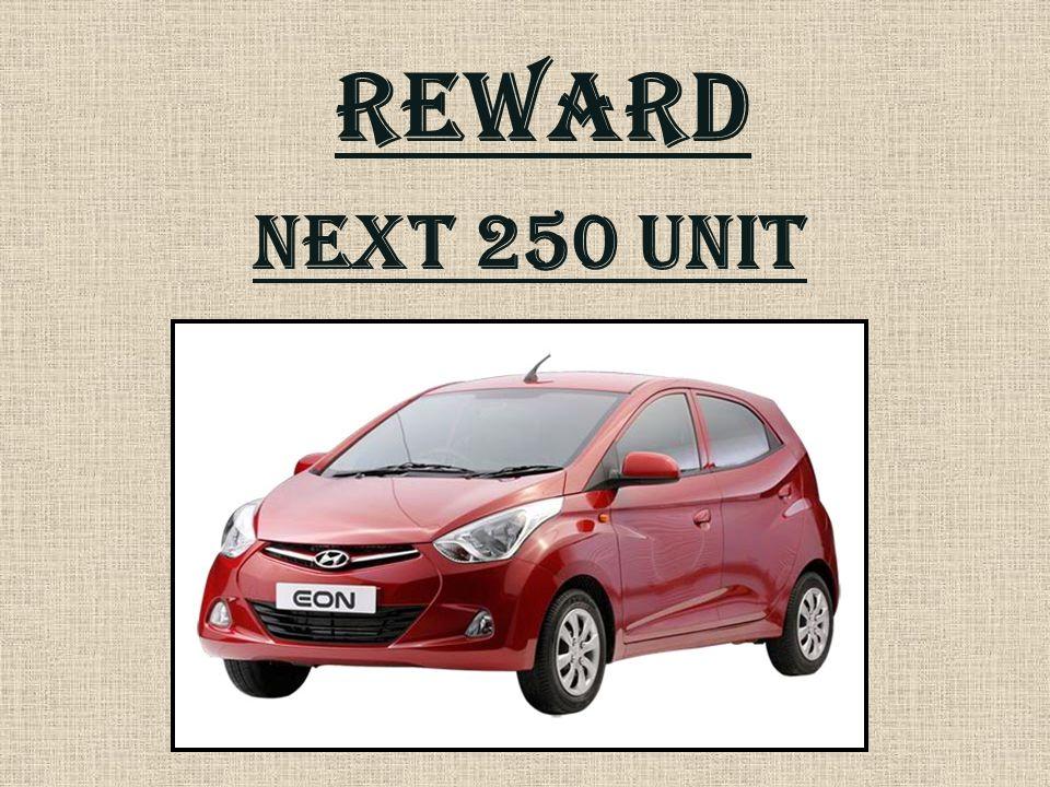 REWARD Next 250 unit