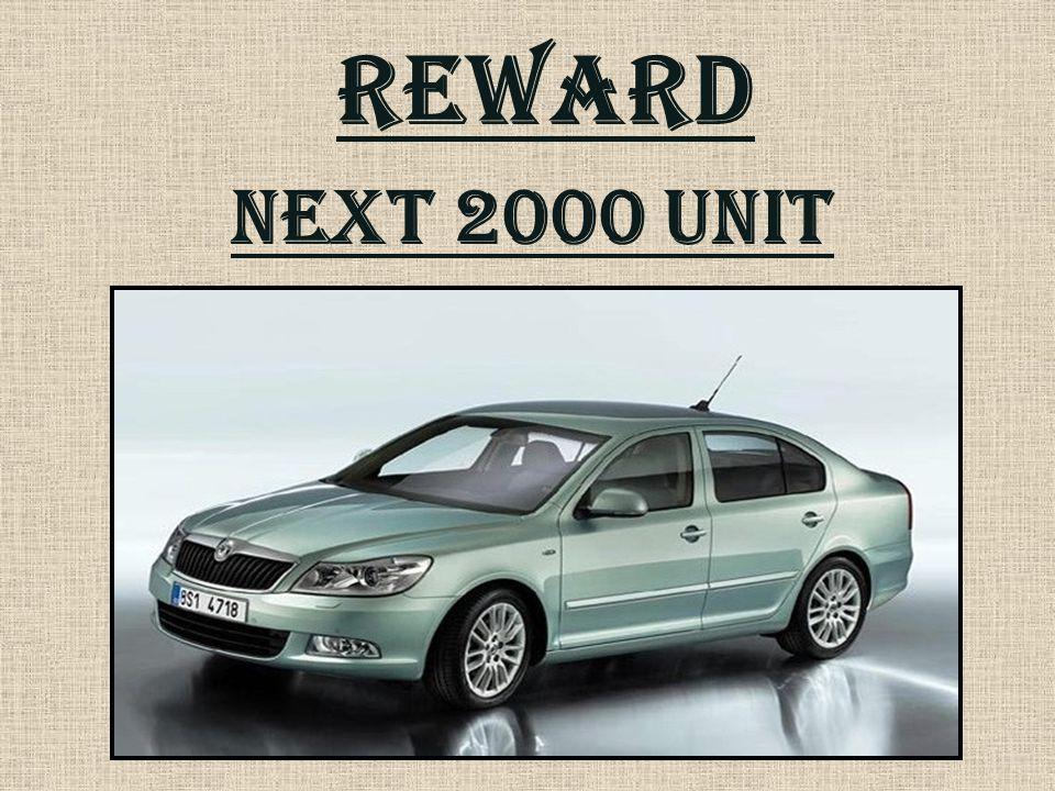 REWARD Next 2000 unit