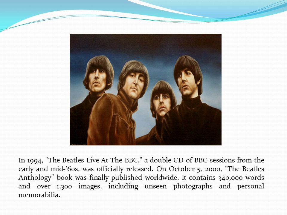 The Beatles are the only artist to have back-to-back-to-back number one singles on Billboard s Hot 100.