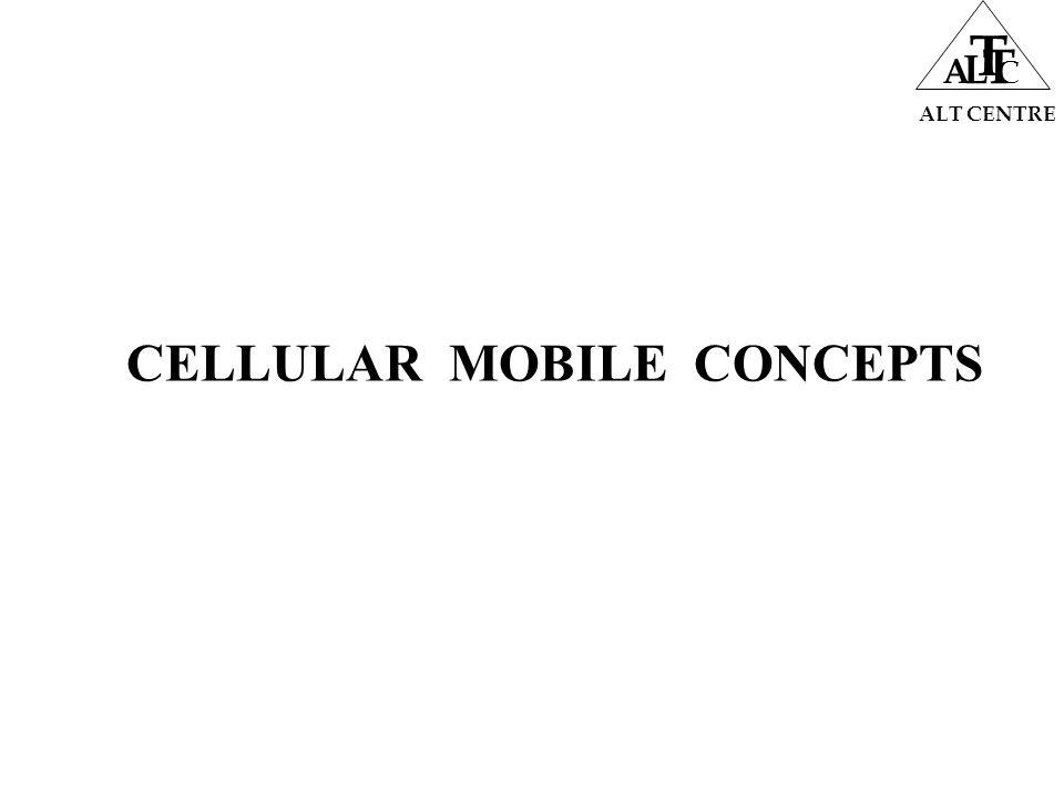 ALT CENTRE A L T T C CELLULAR MOBILE CONCEPTS