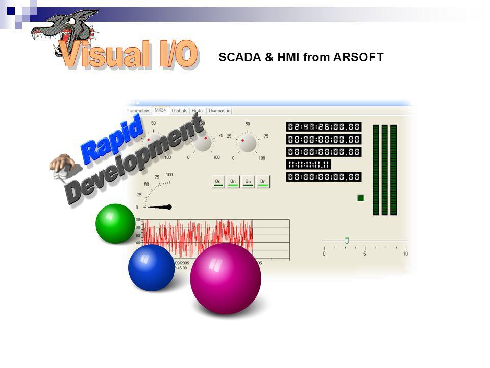 SCADA & HMI from ARSOFT