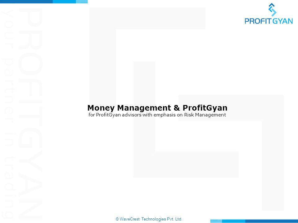 © WaveCrest Technologies Pvt.Ltd. What is Risk Management.