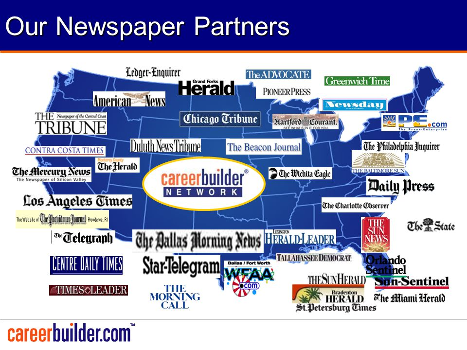 Our Newspaper Partners