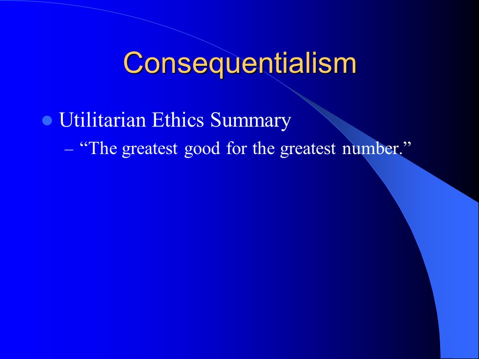 Communitarianism Communitarianism – States that morality is constituted by the ideals that define and hold together human groups.