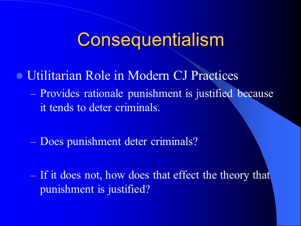 Contractarianism Contractarianism Standard of Morality – Whether a proposed moral standard, considering its constraints on self interests, would be rational for all people even without knowing specifically how all would be affected.