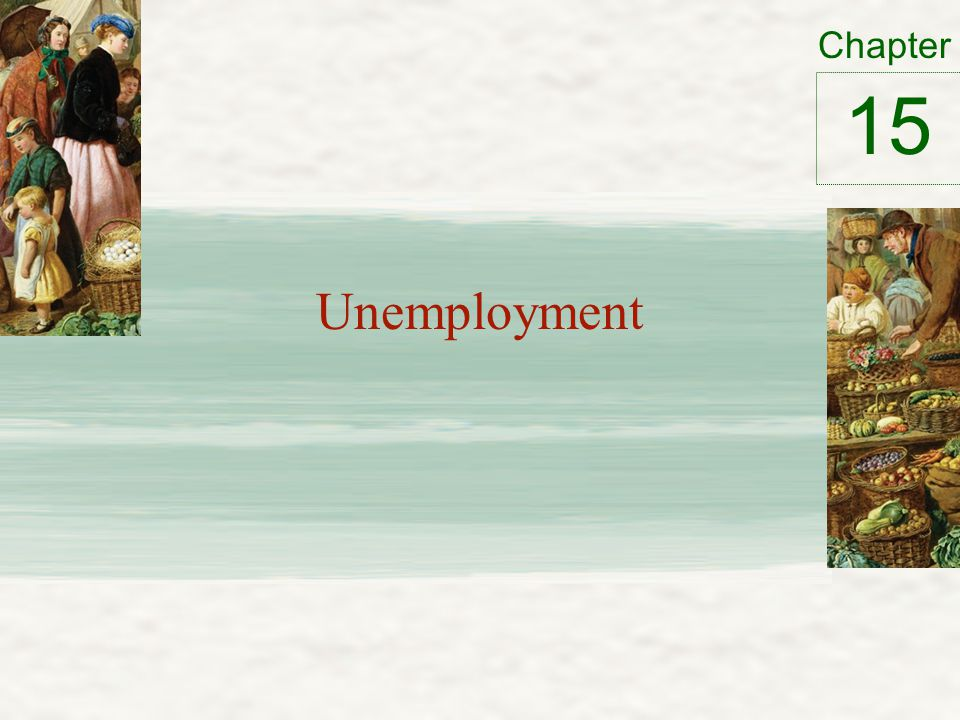 Job Search Unemployment insurance – Government program – Partially protects workers' incomes When they become unemployed – Increases frictional unemployment Without intending to do so 22
