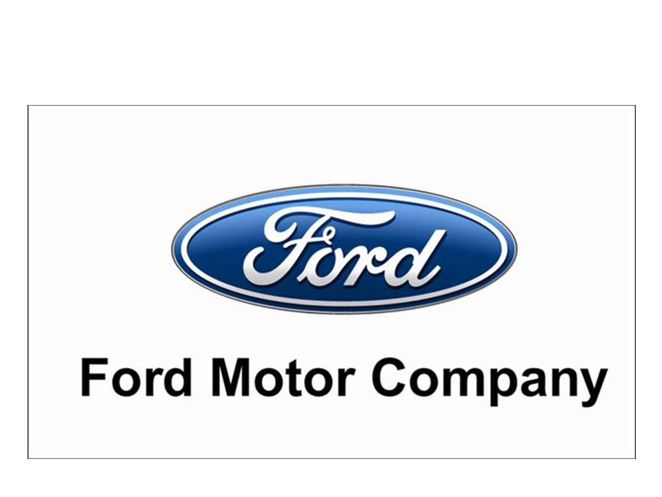 SEFMD (2014-2015) Major Corporate Sponsor $5,000 Ford Motor Company