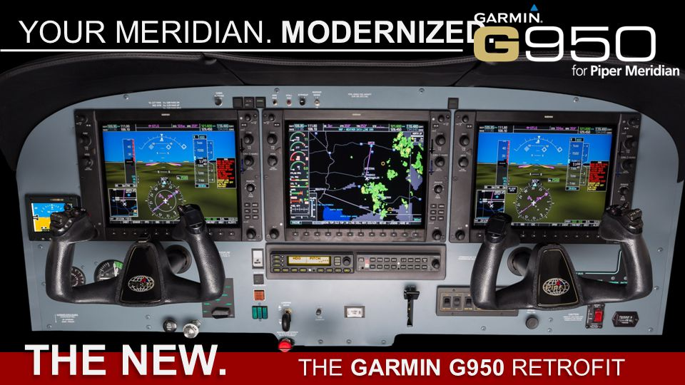 G950.CUTTERAVIATION.CO M TWO-DISPLAY INSTALLATION Garmin Class B TAWS Garmin ChartView by Jeppesen Garmin Synthetic Vision Technology (SVT) PFD System L-3 Communications TRILOGY Electronic Standby Instrument (ESI) Garmin GDL 69A Satellite Data Link Weather/XM Radio Garmin GRT 10 Remote Control and Transceiver Kit Garmin GSR 56 Global Weather, Talk, Text and Enroute Garmin GDL 59 Data Logger & Wi-Fi Data Link Garmin GTS 820 Traffic System Synthetic Vision Technology (SVT)L-3 TRILOGY Electronic Standby (ESI) Plan for the future with your G950 Installation.
