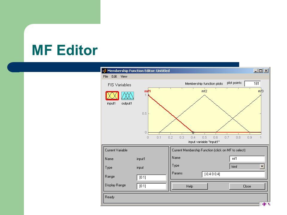 MF Editor