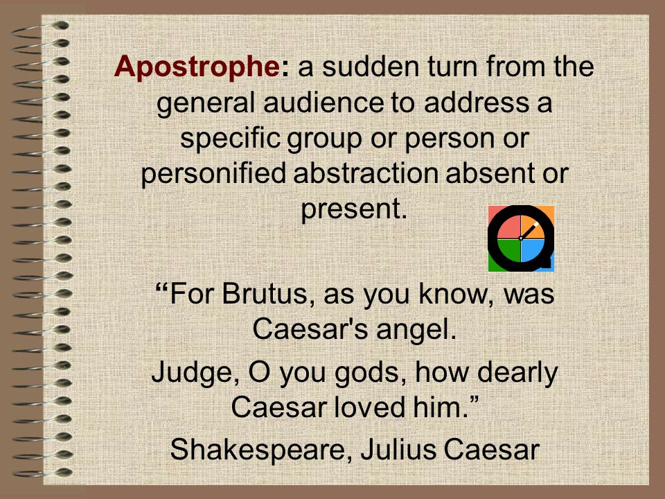"Aporia: expression of doubt (often feigned) by which a speaker appears uncertain as to what he should think, say, or do. ""Then the steward said within"