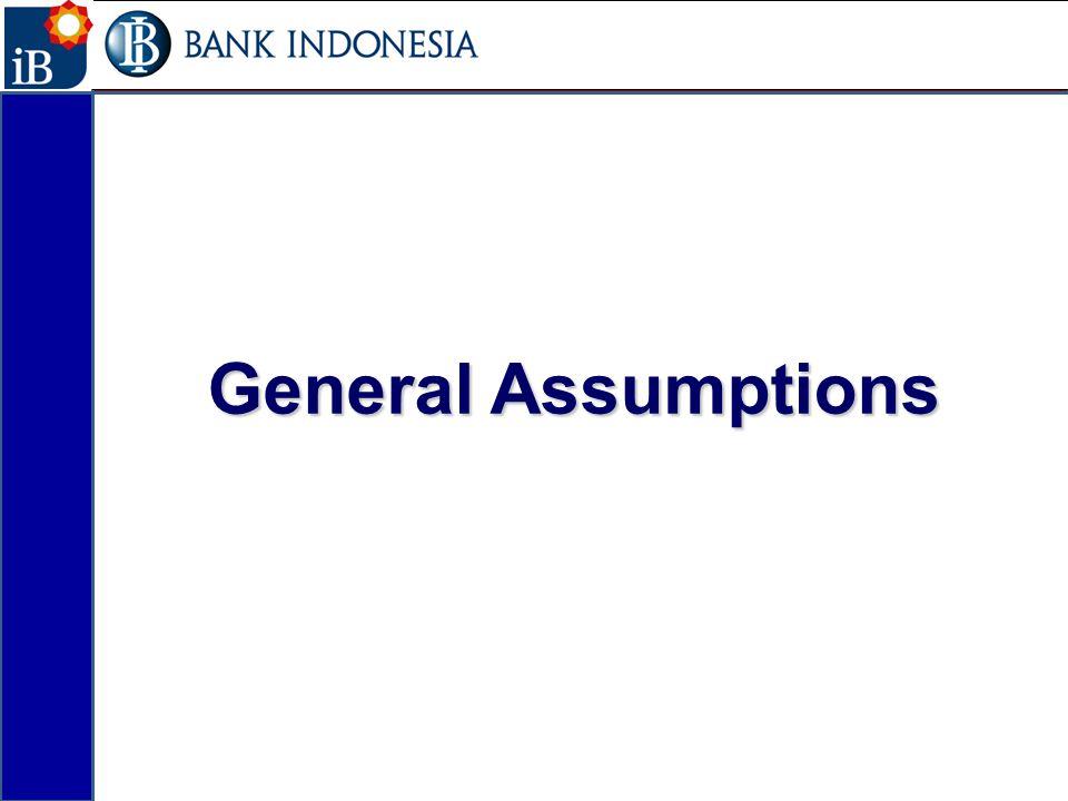 General Assumptions 6