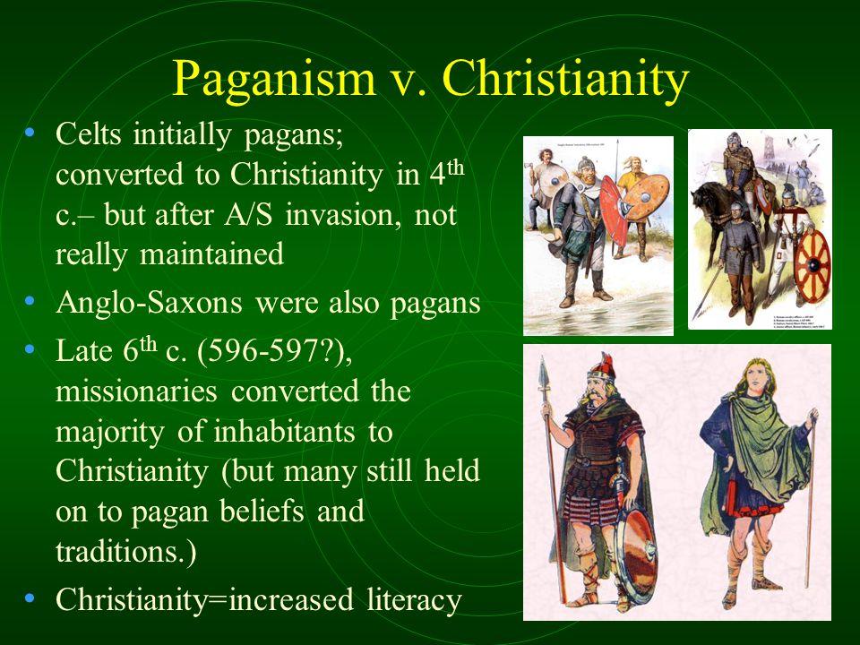 Paganism v.