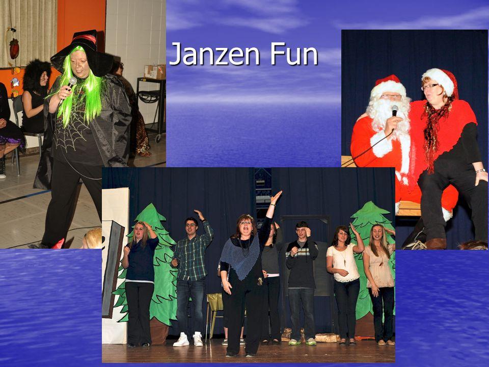 Janzen Fun Janzen Fun