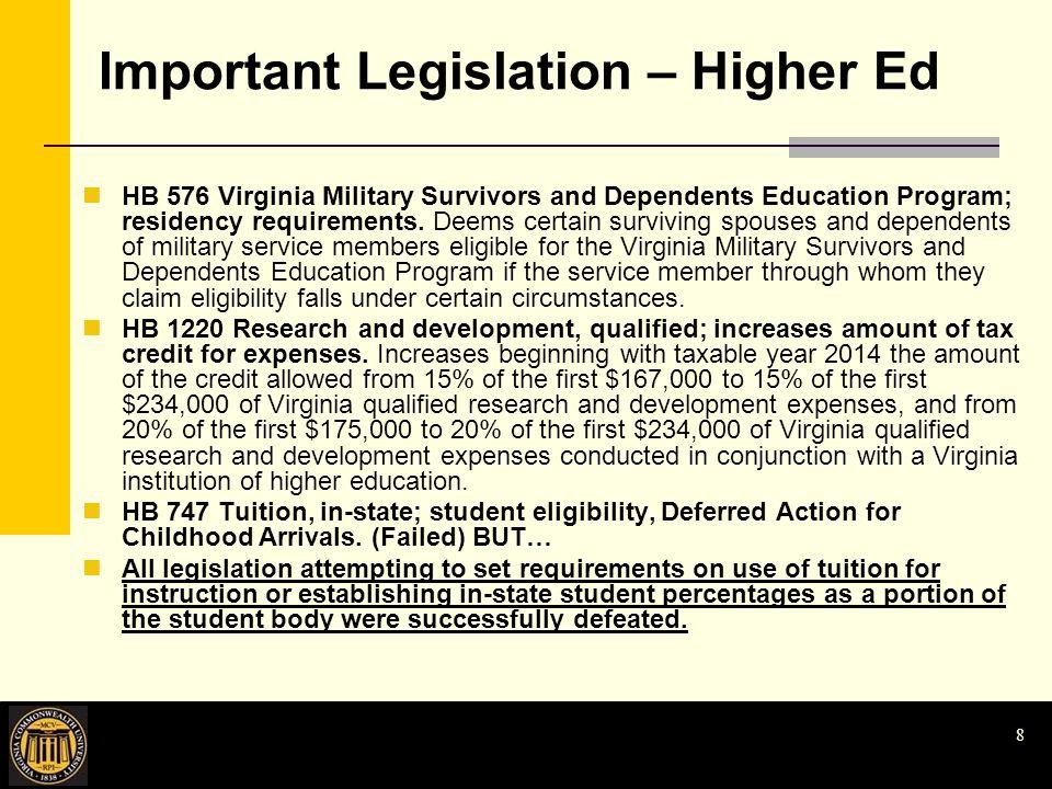 9 Important Legislation – Health SB 260, Mental Health Omnibus Bill.