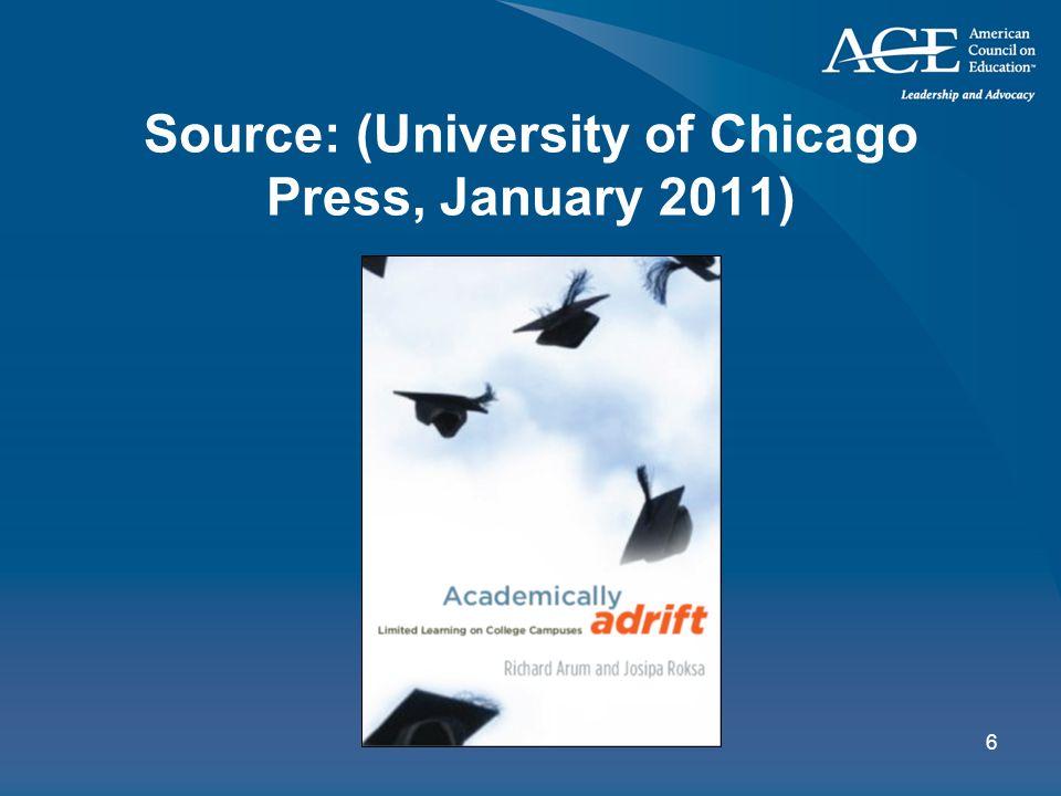 17 College Graduates: Civic Engagement (2010 Survey)