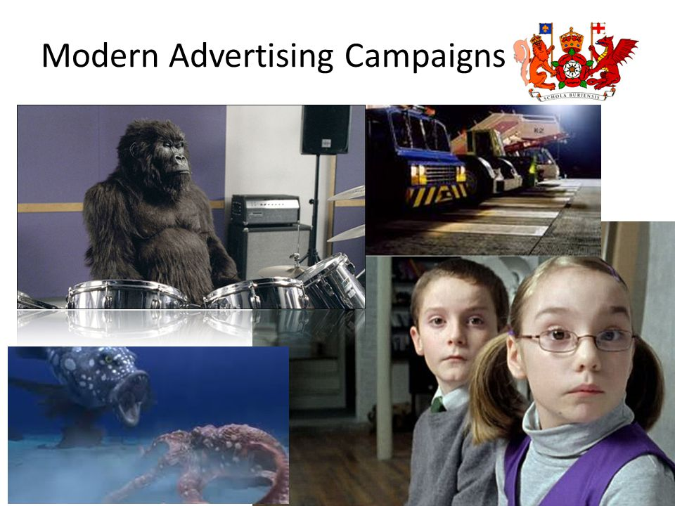 Modern Advertising Campaigns