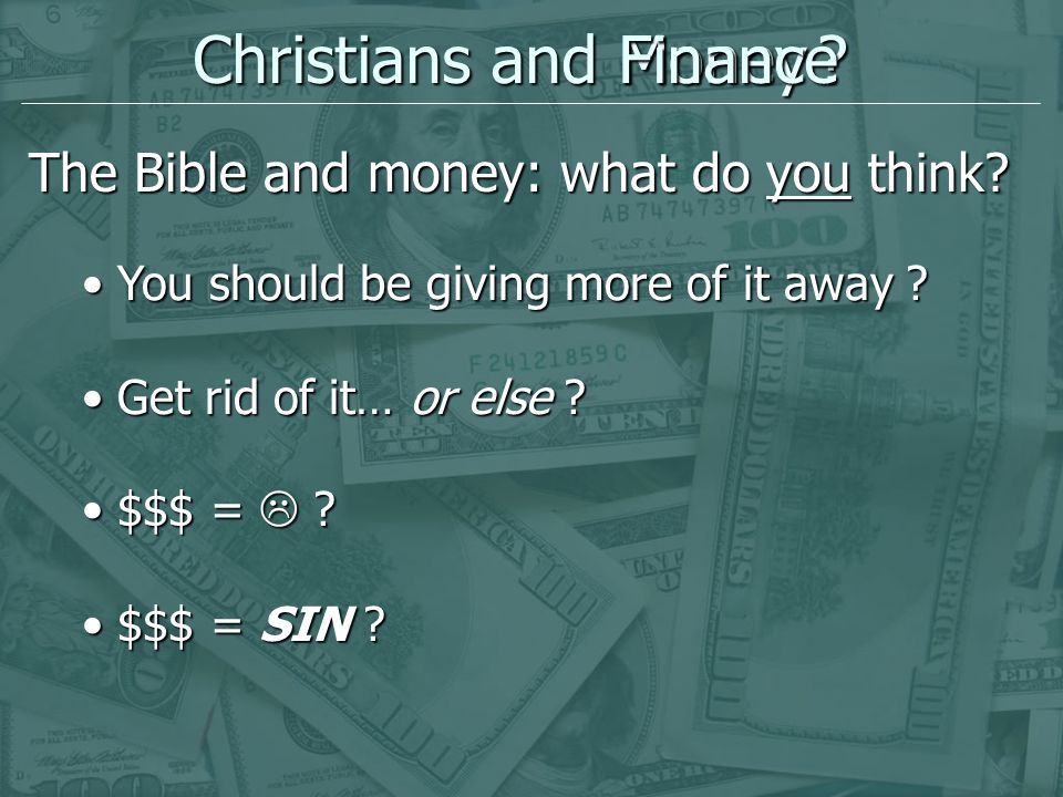 What Blessings Are Associated with Money.2)Money can be used to help others in need.