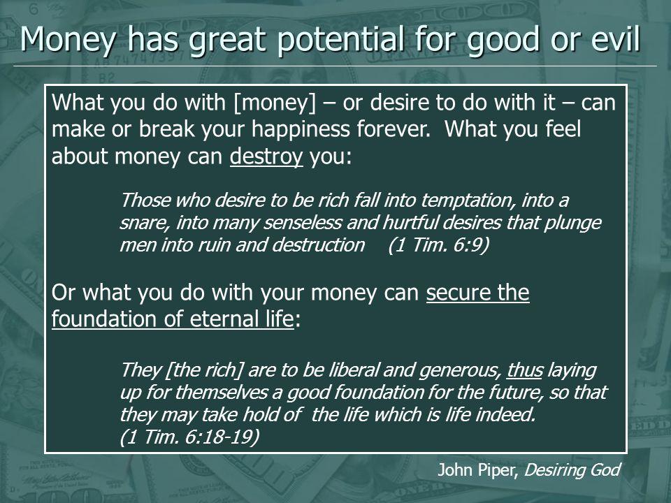 Why study finance.