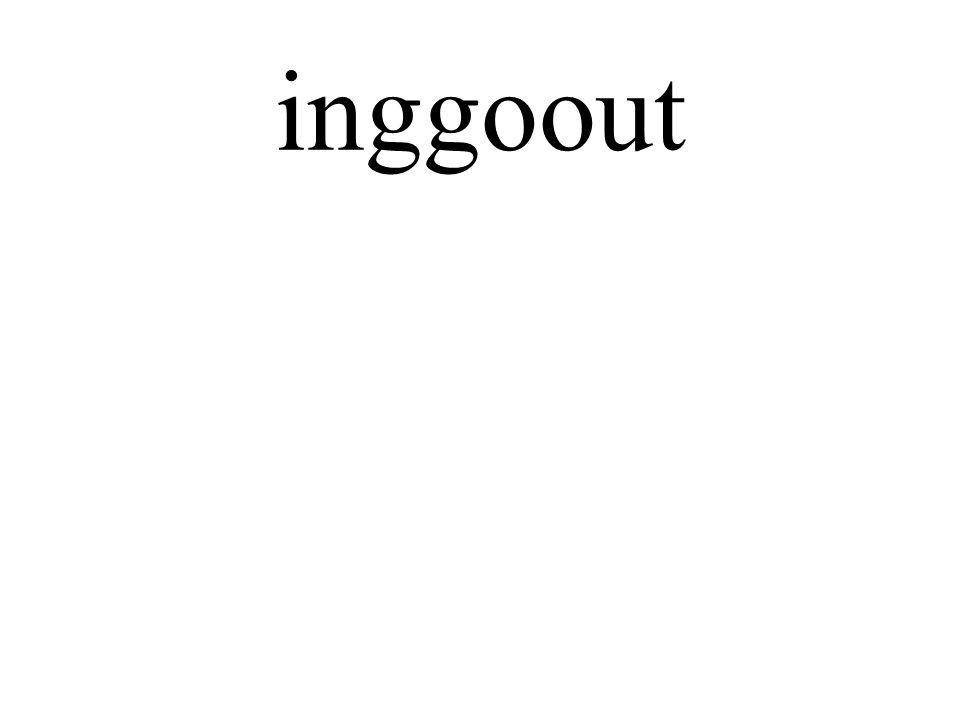 inggoout