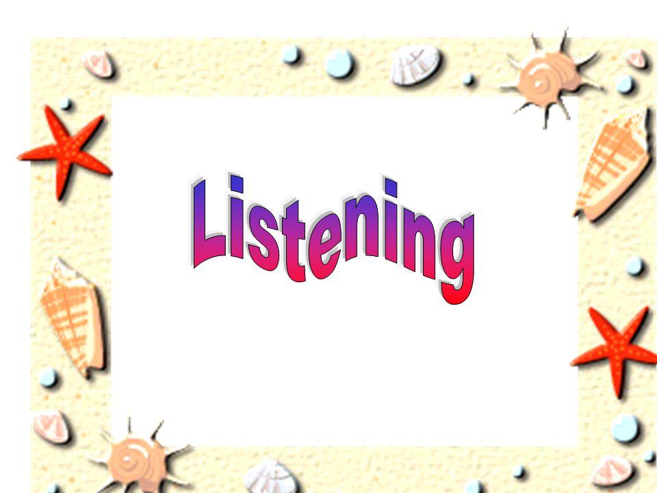 Pre-listening