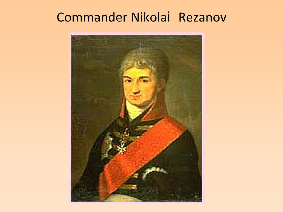 Commander Nikola i Rezanov