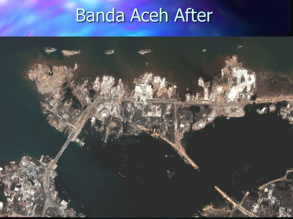 Banda Aceh After