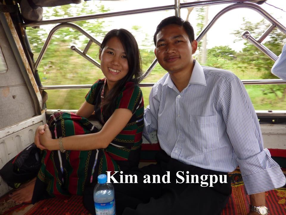 Kim and Singpu