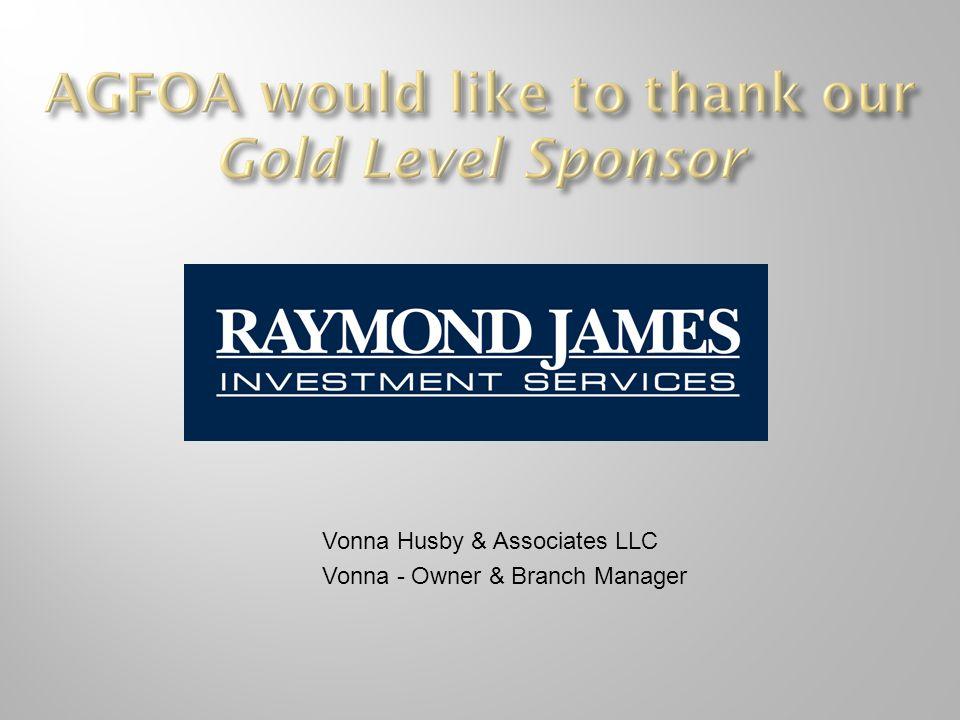 Vonna Husby & Associates LLC Vonna - Owner & Branch Manager