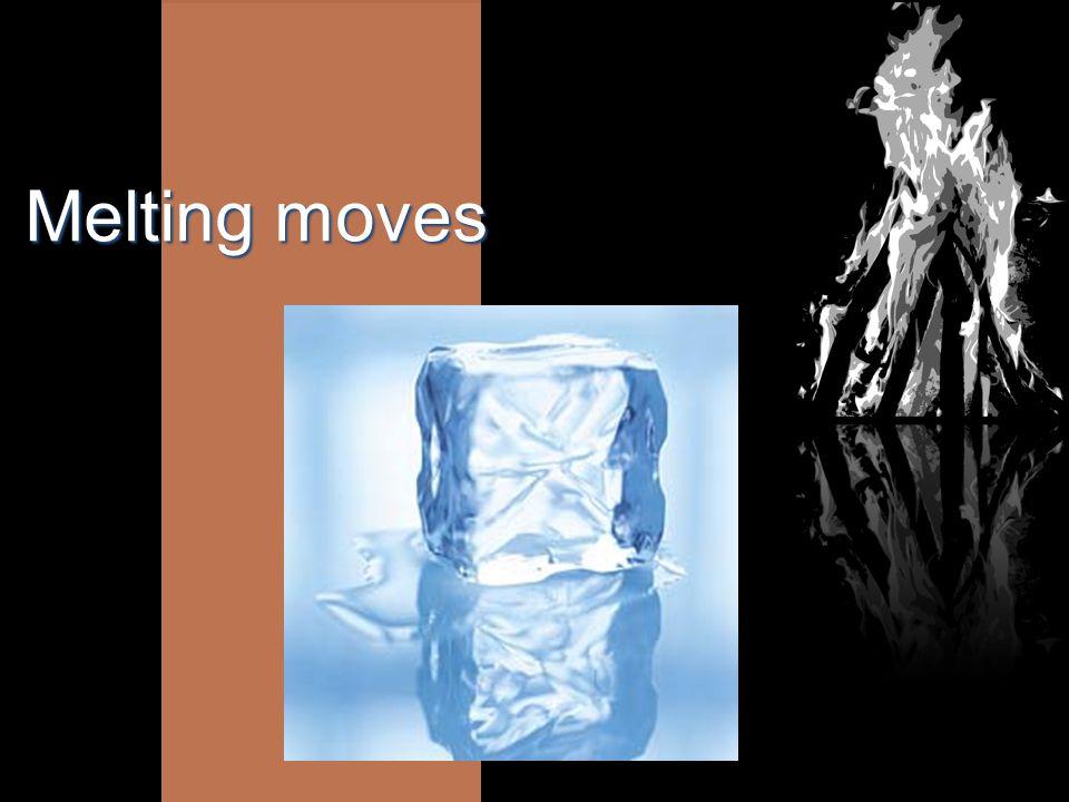 Melting moves
