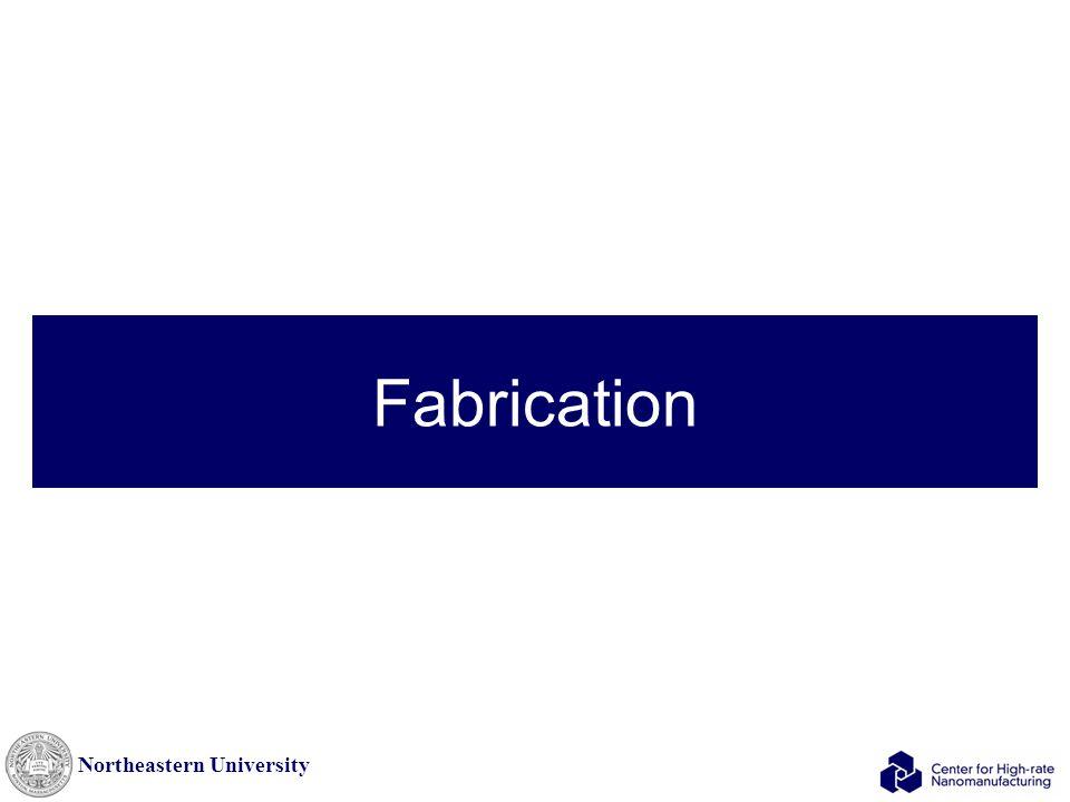 Northeastern University Fabrication