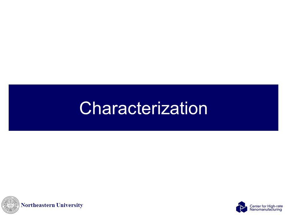 Northeastern University Characterization