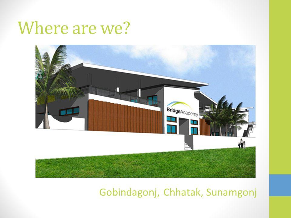 Where are we Gobindagonj, Chhatak, Sunamgonj