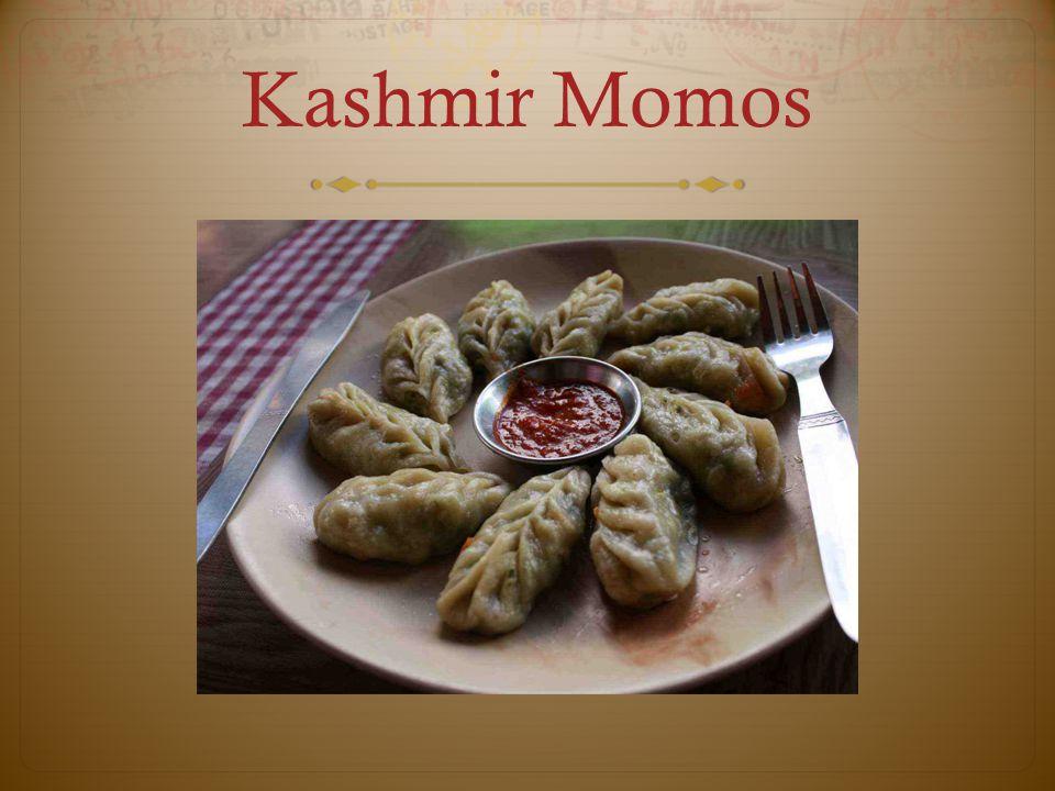 Kashmir Momos